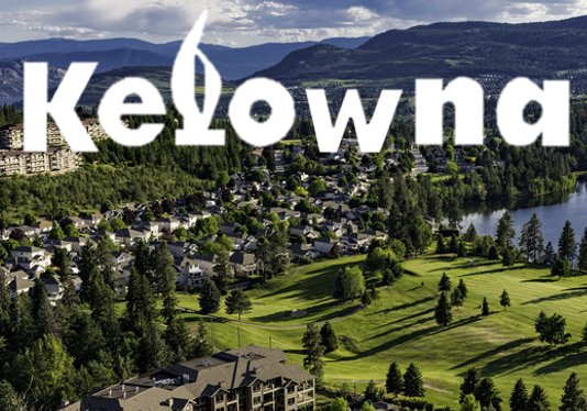 moving to the City Of Kelowna