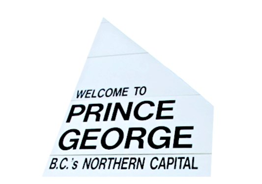 moving to the City of Prince George